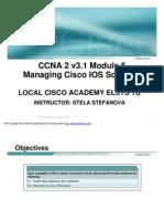 CCNA2 v3.1 Module 5
