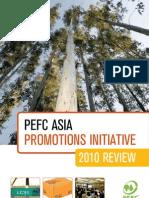 PEFC Asia Review 2010