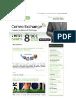 AcensNews Marzo 2011. Housing, VPN, Servidores Dedicados y Cloud Hosting