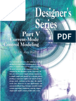 5 Current Mode Control Modeling