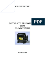 Instalatii Frig Orifice Si de Climatizare