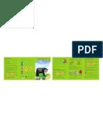 Guía verde 1, Gestión de Residuos Sólidos Urbanos y Consumo Responsable