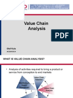 Session 4 - VCA - End Mkt & Chain Analysis