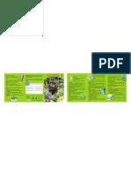 Guía verde 3, Calidad de Agua y Consumo Responsable