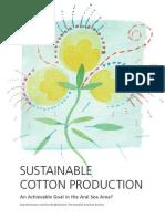Aral Sea Sustainable Cotton 3