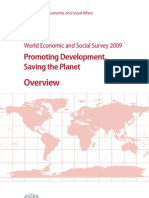 Promoting Development,Saving the Planet