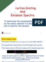 Emission Spectra 1