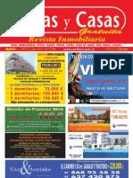 Revista Casas y Casas Mayo 2011