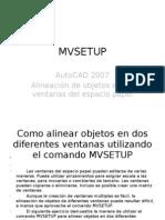 MVSETUP