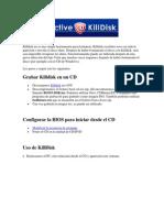 Info y Manual de Uso