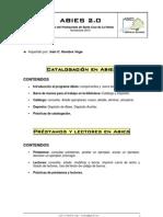 Gestión y dinamización bibliotecas escolares - Abies 2.0