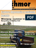 Muchmor Magazine Issue 34