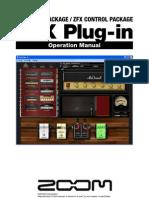 ZFX Plug-In Manual English