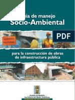 Guía de manejo socio-ambiental