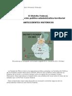 Antecedenes Historicos de Df_ Mario Armando Enviada