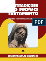 Coleção Fábulas Bíblicas Volume 65 - Contradições do Novo Testamento