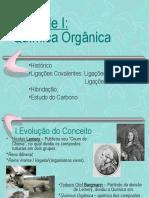 Unidade I Química Orgânica