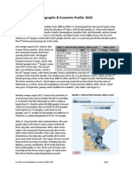Greater St. Cloud MN Economic Profile