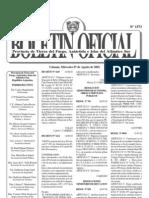 Boletín Oficial de TDF N° 1573