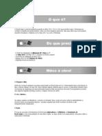 O BootCamp é uma ferramenta presente no Mac OS X 10