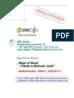 Moderation Script (04/2011)