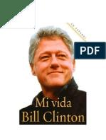 Mi Vida - Bill Clinton