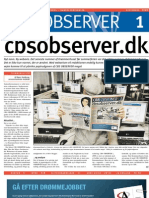 CBS OBSERVER september 2008