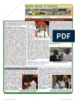 85th Edition E-Newsletter