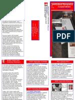 Seminar Brochure C