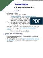 O que é um framework