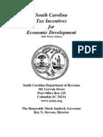 Tax Incentives 2009