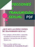 Infecciones de Transmisión Sexual [Diapositivas]