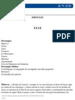 Sofocles-Ayax