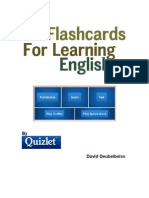 Using Flashcards