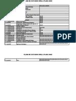 Plan de Estudio de RRLL 2005