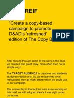 D&AD Copy Book