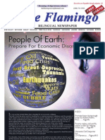 The Flamingo Bilingual Newspaper  APRIL Issue