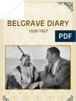 AlKhalifa Scandals from Belgrave's Diaries