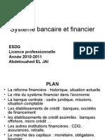 système bancaire et financier