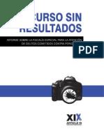 Mexico Discurso Sin Resultados