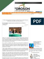 28/04/11 Se formalizan apoyos para productores  de Sonora