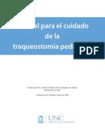Manual de Traqueostomia
