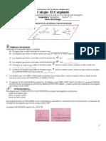 Grado 6. Guia 6. Geometria. ÁNGULOS DE ACUERDO CON SU POSICIÓN