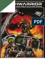 Battle Tech - 1607 - MechWarrior the Battle Tech RPG