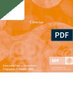 PROGRAMA DE ESTUDIO 2006