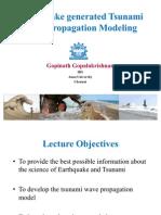 Gopinath Lecture About Tsunami 21-03-2011