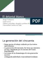 El Delantal Blanco-Spanish 4-Or