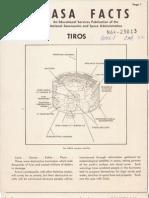 NASA Facts TIROS