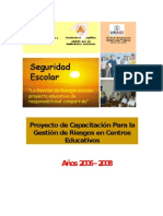 Proyecto CUSE MEC-