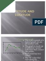 Latitude and Logitude